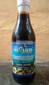 Madu Mujahid Hitam